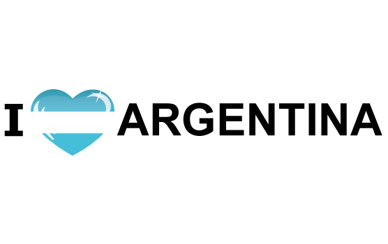 I Love Argentina sticker