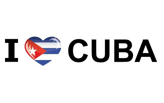 I Love Cuba sticker