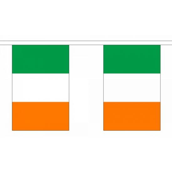 Luxe Ierland vlaggenlijn 18,25 m
