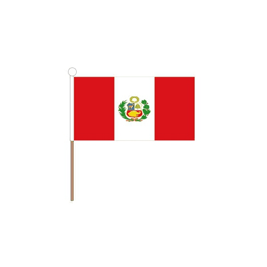 Peru zwaaivlaggetje