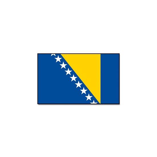 Vlag Bosnie en Herzegovina 90 x 150 cm