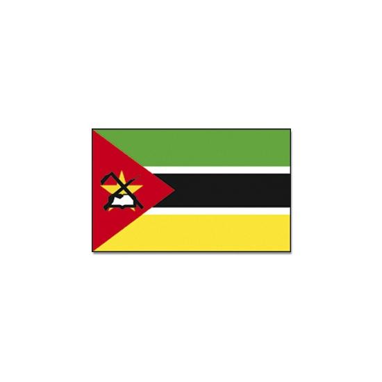 Vlag Mozambique 90 x 150 cm