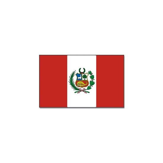 Vlag Peru 90 x 150 cm