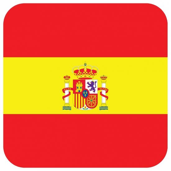 Shoppartners Landen versiering en vlaggen nieuw