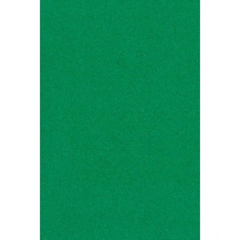 Groen papieren tafelkleed 137 x 274 cm