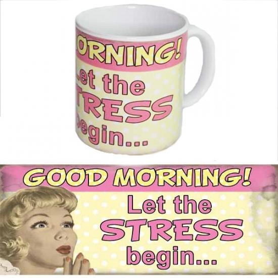 Koffie mok Good Morning