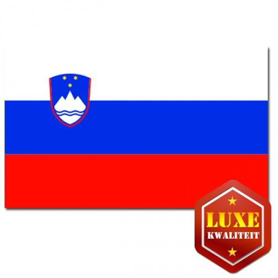 Luxe vlag Sloveni Geen Goedkoop