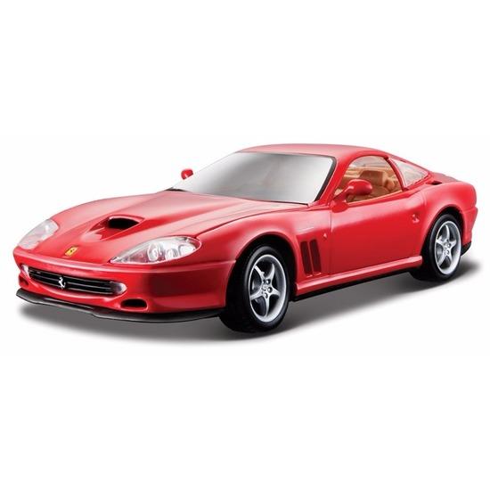 Modelauto Ferrari 550 Maranello 1:24