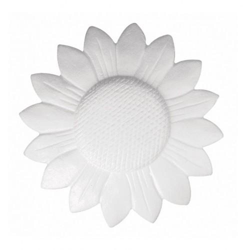 Piepschuim zonnebloem 15 cm