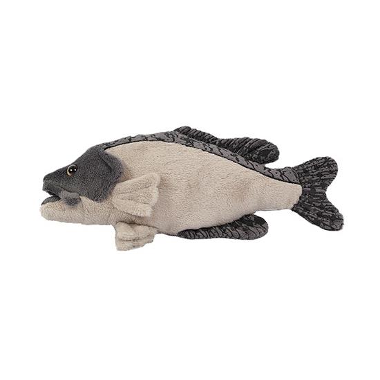 Pluche zalm vis knuffel 25 cm
