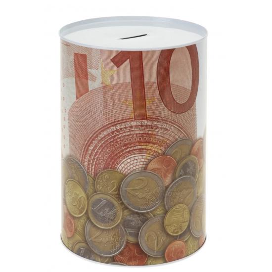 Spaarpot 10 euro biljet van 23 cm