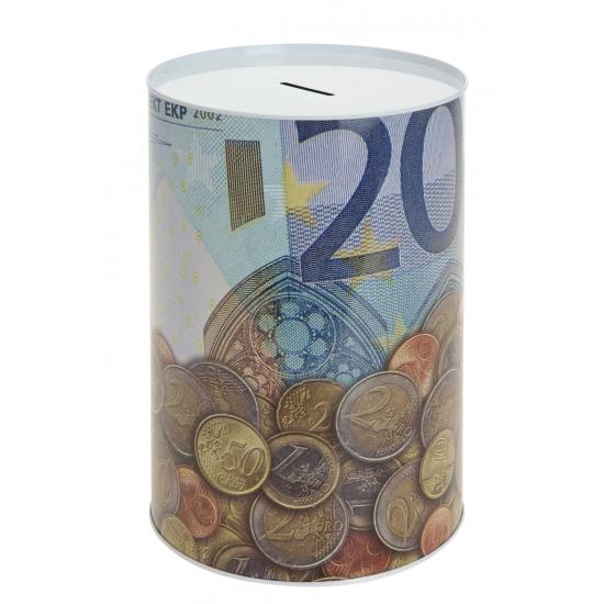 Spaarpot 20 euro biljet van 23 cm