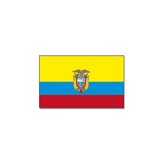 Landen versiering en vlaggen Geen Vlag Ecuador 90 x 150 cm
