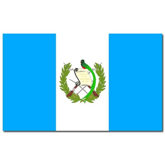 Geen Vlag Guatemala 90 x 150 cm Landen versiering en vlaggen
