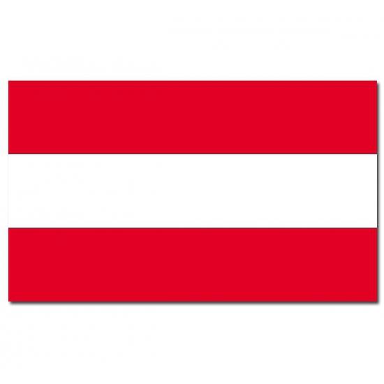 Landen versiering en vlaggen Geen Vlag Oostenrijk 90 x 150 cm