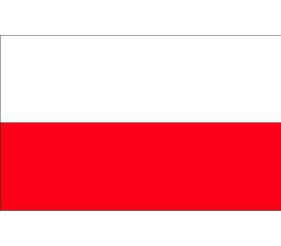 Vlag Polen stickers Shoppartners goedkoop online kopen