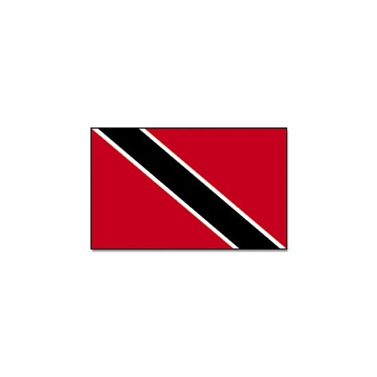 Vlag Trinidad en Tobago 90 x 150 cm Geen Geweldig