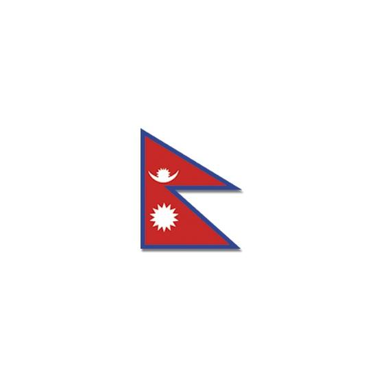 Geen Landen versiering en vlaggen te koop
