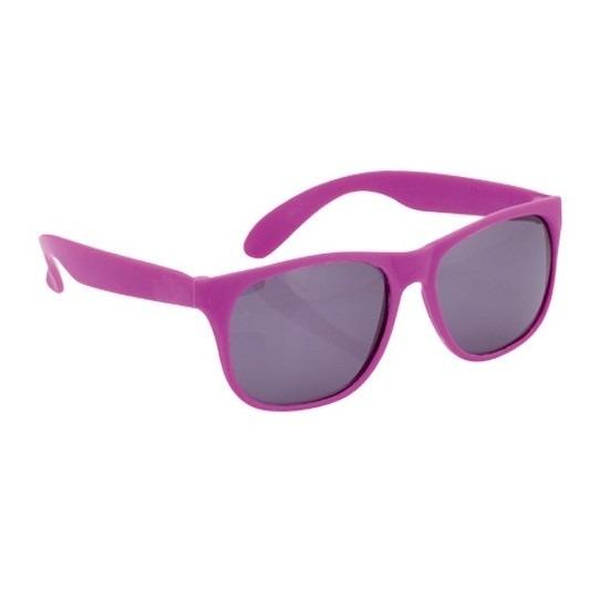 Voordelige paarse zonnebril